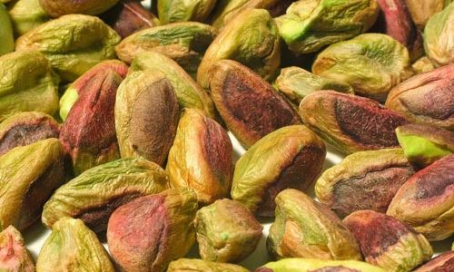 Natural Pistachio Kernel (red and cream colour)