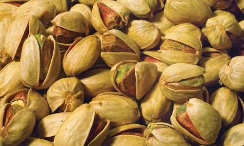 Roasted and Unsalted Pistachio